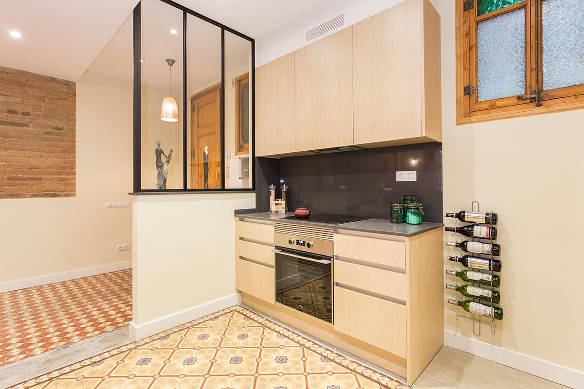 Fotos de cocinas en barcelona - Fabrica muebles barcelona ...