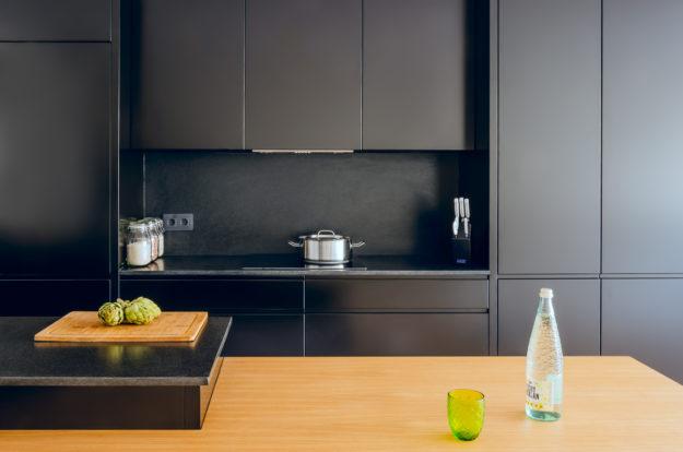 Cocinas de color negro Barcelona
